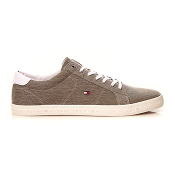 Tommy Hilfiger - Baskets - gris clair