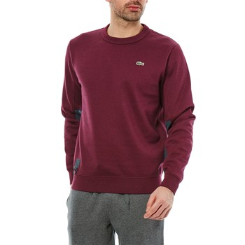 Lacoste - Sweat-shirt - mûre