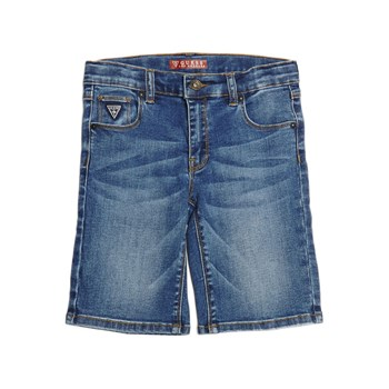 Guess Kids - Short en jean - denim bleu