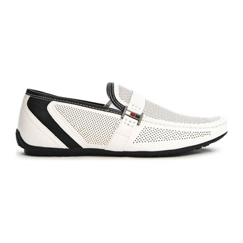 Uomo - Mocassins - blanco