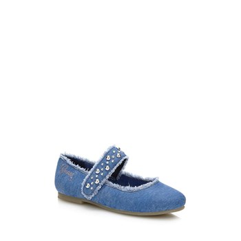 Guess Kids - Dancer - Ballerines - bleu