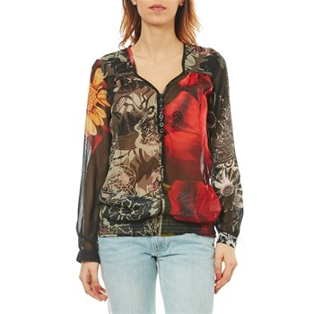 Desigual - Blouse - multicolore