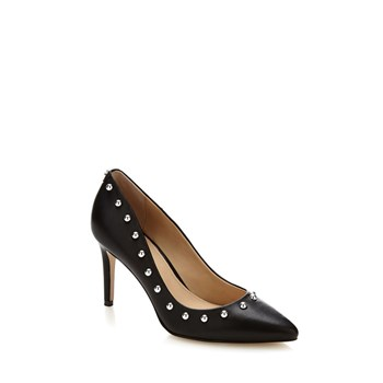 Guess - Barbie - Escarpins en cuir - noir