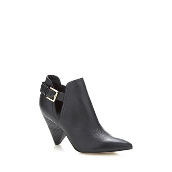 Guess - Nelson - Bottines en cuir - noir