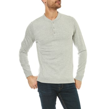 Jack & Jones - Mike - Pull - gris clair