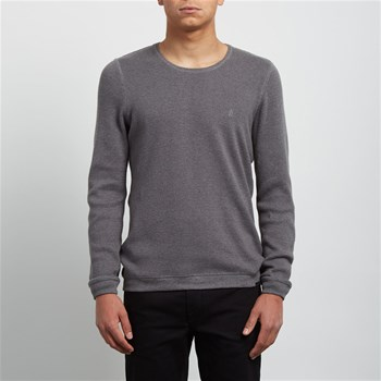 Volcom - Sundown - Pull - gris