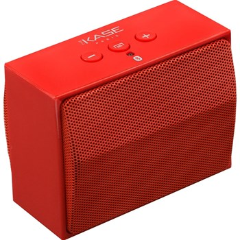 Musik Customizer - Enceinte bluetooth - rouge