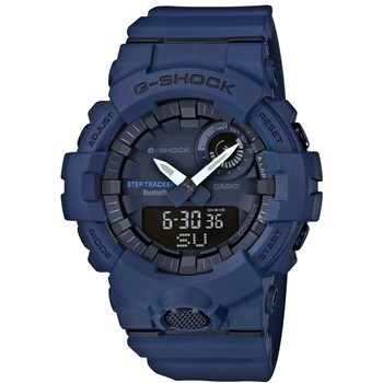 Casio - Montre chronographe - bleu