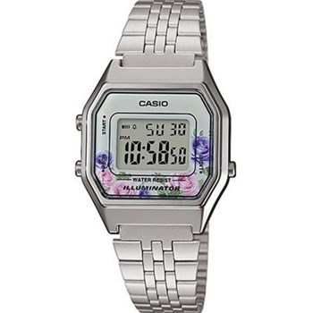 Casio - Montre digitale - argent