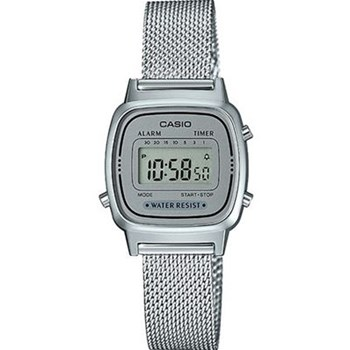 Casio - Montre digitale - argenté