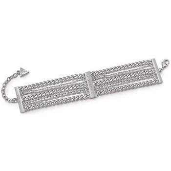Guess - Chain Waterfall - Bracelet chaîne - argent