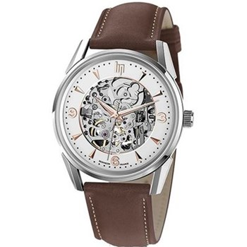 Lip - Montre en cuir - marron