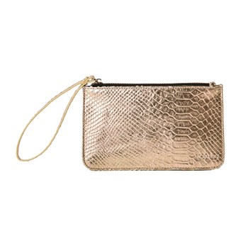 Kate Lee - Gloss - Pochette en cuir - or
