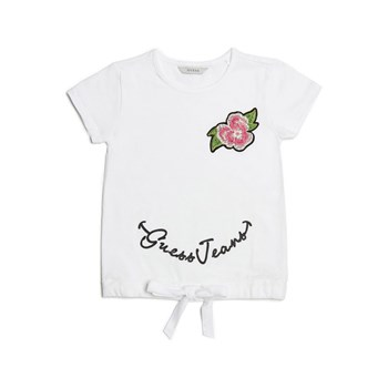 Guess Kids - T-shirt manches courtes - blanc