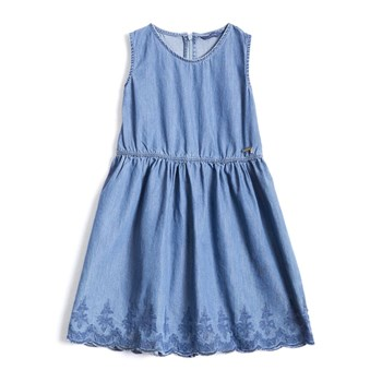 Guess Kids - Robe patineuse - bleu