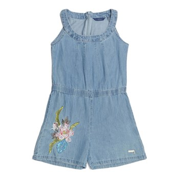 Guess Kids - Combi-short - bleu