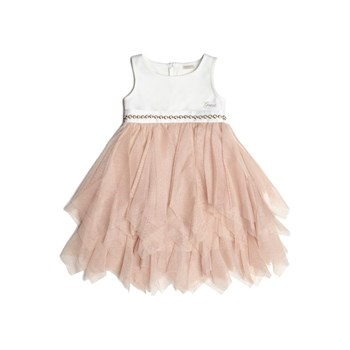 Guess Kids - Robe patineuse - rose