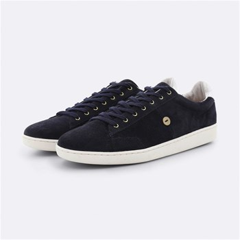 Faguo - Hosta02 - Sneakers in pelle - blu scuro