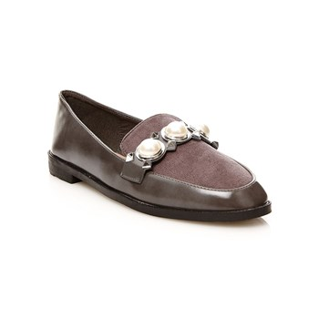 R and Be - Mocassins - gris