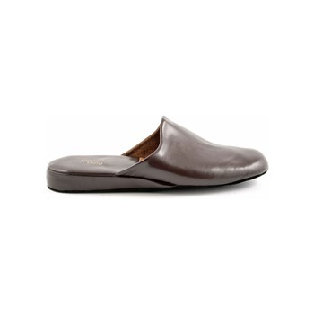 Info - Chaussons - marron