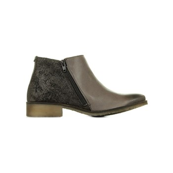 Lower - Boots en cuir - gris