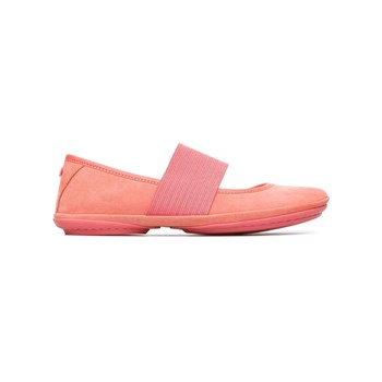 Right - Ballerines en cuir - rose