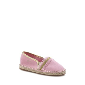 Guess Kids - Rachel - Espadrilles franges - rose