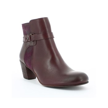 Seeboots - Bottines en cuir - bordeaux