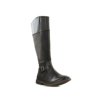 Christy - Bottes en cuir - marron