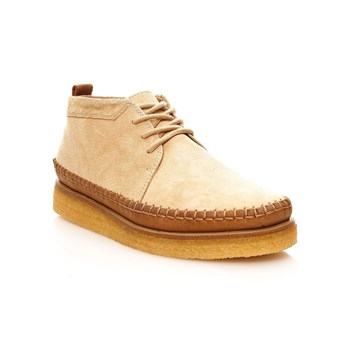 Pointer - Karl - Bottines en cuir - sable