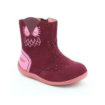 Bretzelle - Bottines en cuir - rose