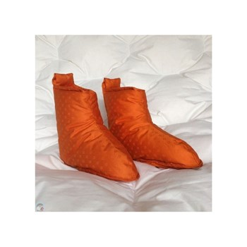 Chaussons - orange