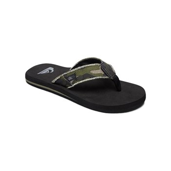 Quiksilver - Tongs - noir