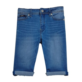 Eole - Short - denim bleu