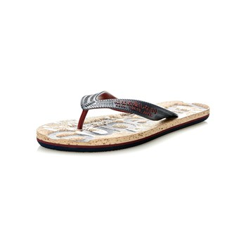 Superdry - Flipflops - marineblau
