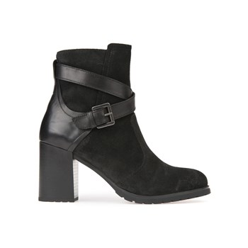 New Lise - Bottines en cuir - noir