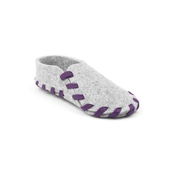 lasso shoes - Chaussons - violet