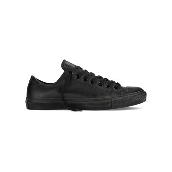 Converse - Chuck Taylor All Star Ox - Sneakers in pelle - nero