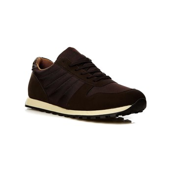 Ames - Sneakers - marrone scuro
