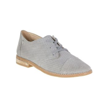 Hush Puppies - Aiden - Lederderbies - grau