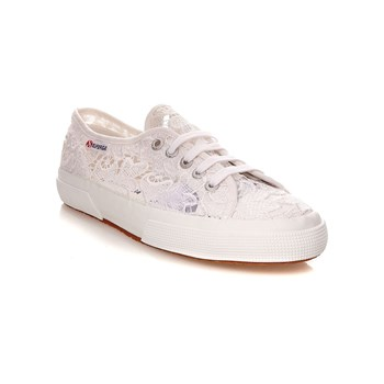 Superga - Cotu Macramew - Baskets Mode - blanc