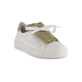 COSMOPARIS - Inoa - Baskets en cuir - blanc