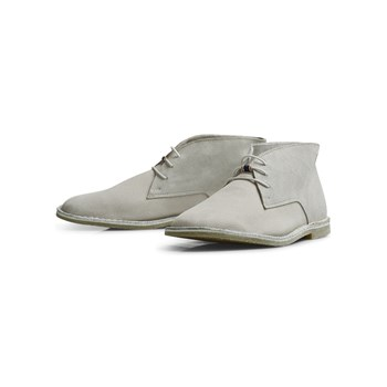 Damon - Derby in pelle - beige