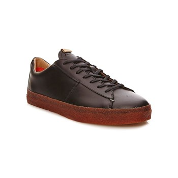 John - Sneakers in pelle - nero