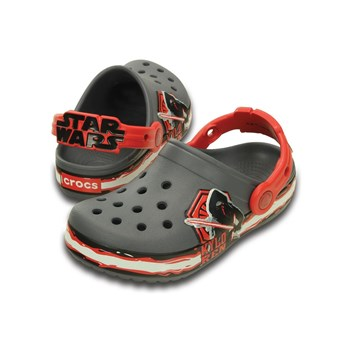 Crocs - Star Wars Villain - Cloggs - grau