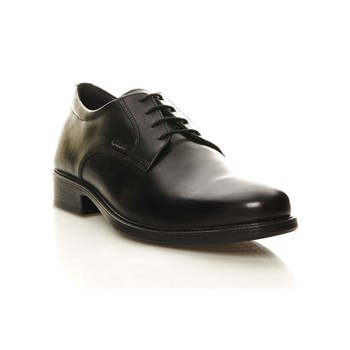 Carnaby - Derby in pelle - nero