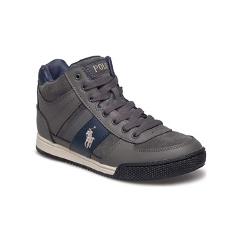 Ralph Lauren Kids - Speed 67 Mid Zip - Turnschuhe,  Sneakers - braun