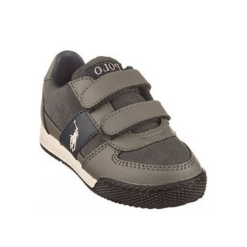 Ralph Lauren Kids - Speed 67 EZ - Turnschuhe - braun