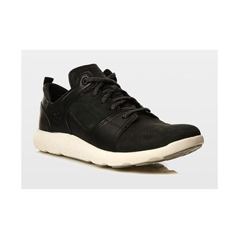 FlyRoam Leather Oxford - Zapatillas de cuero - negro