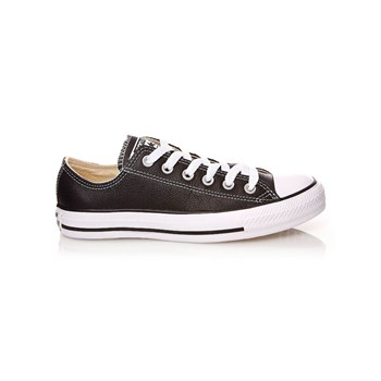 Converse - Chuck Taylor Ox - Sneakers in pelle - nero